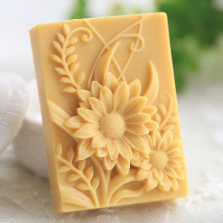 Silicone Molds Soap Making Tools DIY Polymer Clay Resin Mould Craft