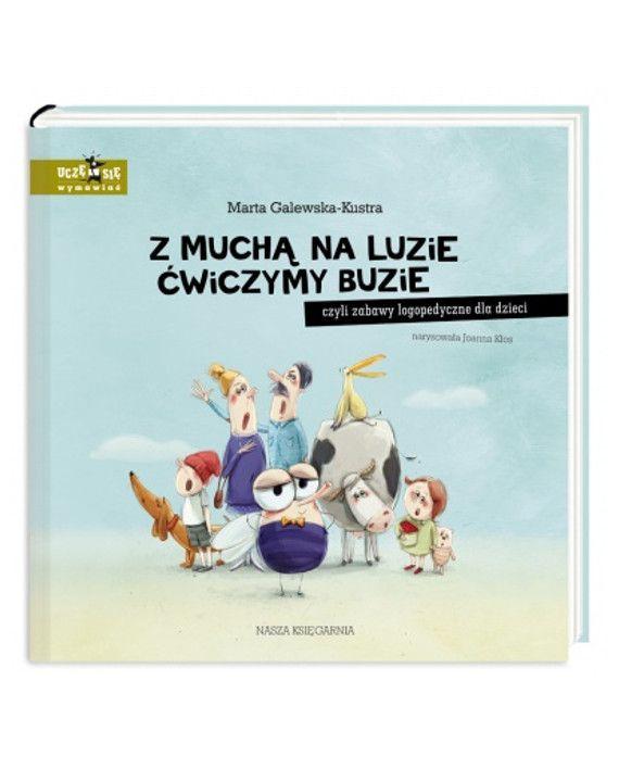 Książka poprzez wesołą zabawę wspiera rozwój wymowy dziecka, a także jest nieocenioną pomocą dla dzieci z problemami artykulacyjnymi.
