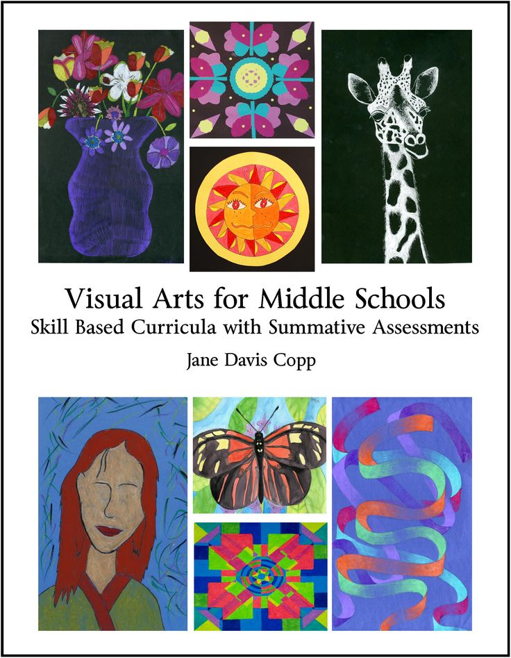 Art history lesson plans middle school fruit and for Arts and crafts for middle school