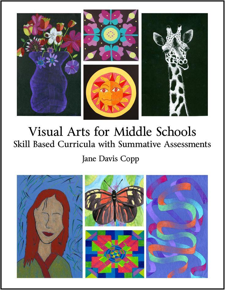 Art history lesson plans middle school fruit and for Arts and crafts lesson plans for middle school