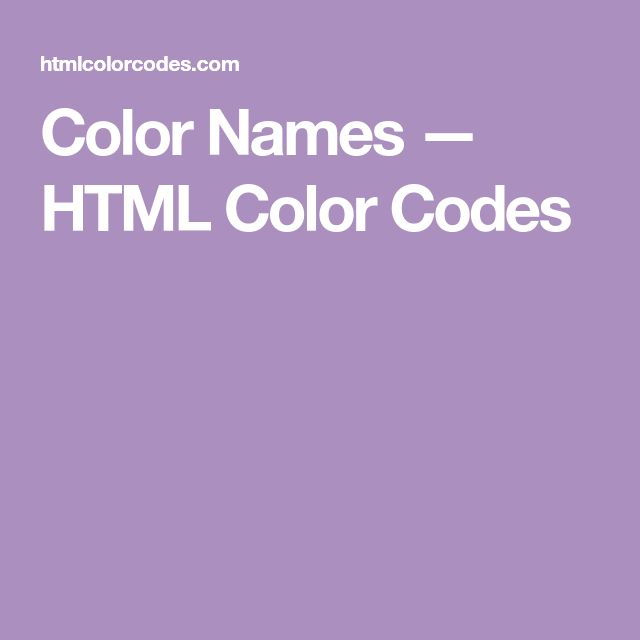The 25+ best Code color html ideas on Pinterest Colores hex - html color code chart