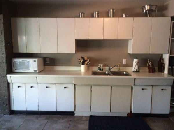 Vintage Metal Cabinets American Kitchens Shipping Containers Homes Tiny House Movement Kitchen Container