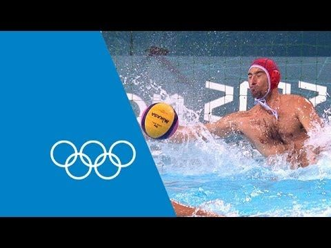Olympic Water Polo - A Beginner's Guide | Faster Higher Stronger - YouTube