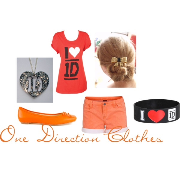 """""""One Direction Clothes"""" by alexisstyles166 on Polyvore"""