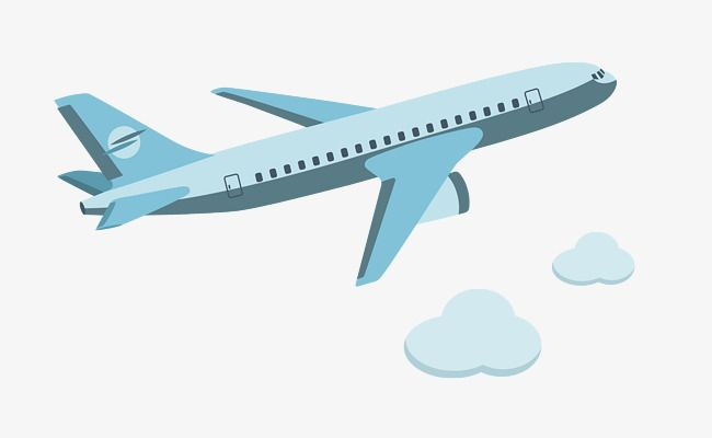 Vector Cartoon Flying In The Plane Png Png And Vector Cartoon Plane Cartoon Airplane Aircraft