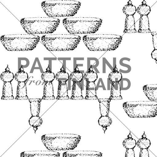 Sari Taipale: Ceramics – Stone #patternsfromagency #patternsfromfinland #pattern #patterndesign #surfacedesign #saritaipale