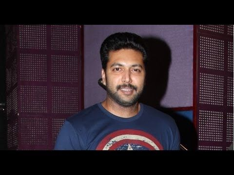 Jayam Ravi speaks about real Boxing at Boologam Movie Press Meet