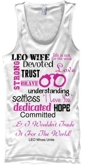 The LEO Wife Life....
