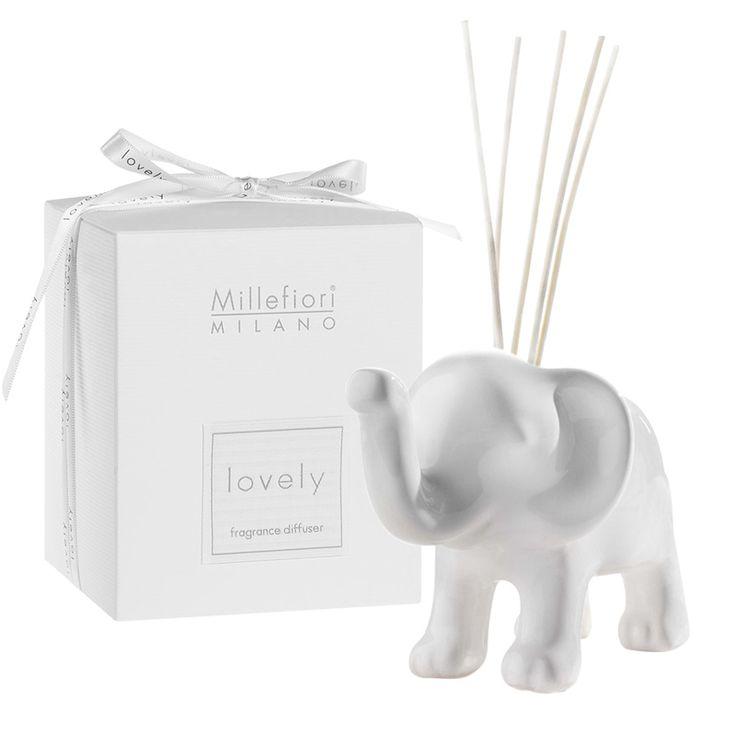 Millefiori Lovely – aroma difuzér Slůně