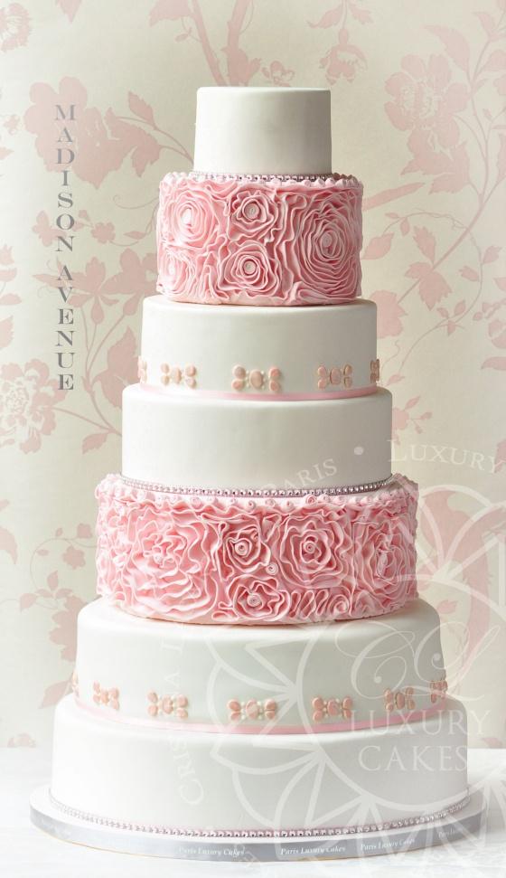 72 best Wedding Cake images on Pinterest | Cake wedding, Wedding bun ...