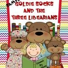This is a FREE SAMPLE from my Reading Workshop Unit: Goldie Socks And The Three Libearians ~ Picking Just Right Books {Based On Common Core Standar...