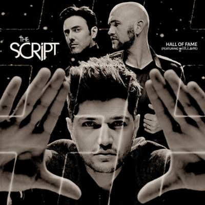 """Italy's Shazam Top Ten includes """"Hall Of Fame"""" by The Script (Feat. Will.i.am) coming in a #8"""