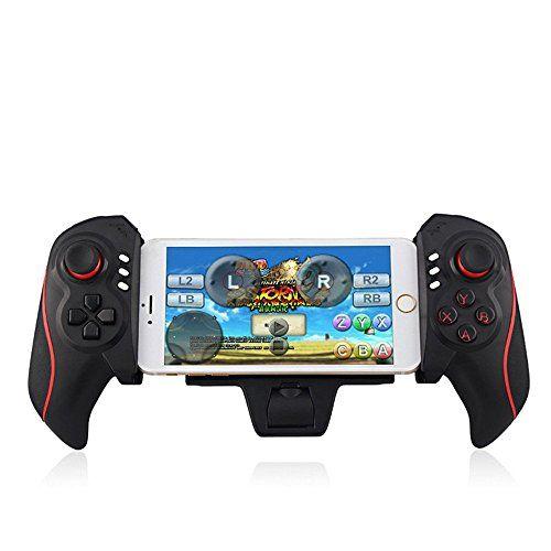 PYRUS Telescopic Wireless Game Controller Gamepad Joystick for Samsung iPhone…