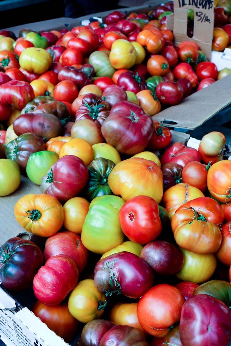 Food in Santa Monica: Farmer's Market
