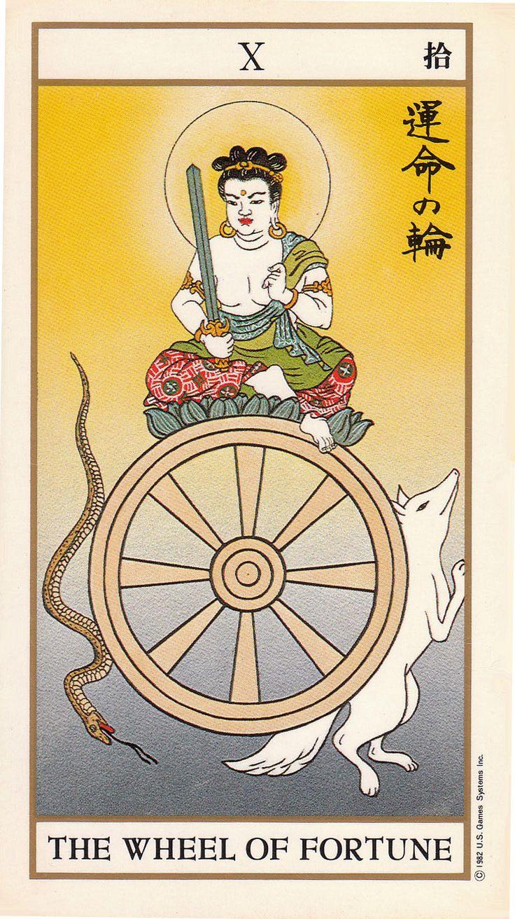 149 Best X  Wheel Of Fortune  Tarot Images On Pinterest