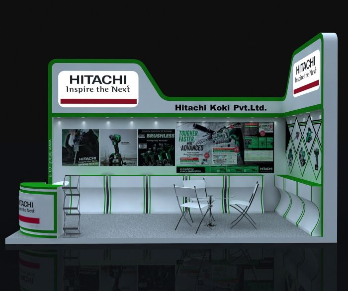 Exhibition Stall Image : Exhibition stall design by vaibhav shantaram jadhav at