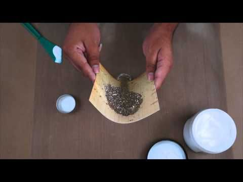 Prima Quick Tip: Using Prima Art Basics 3D Gloss Gel & Art Ingredients Glass Glitter. #new #quicktips #video #gel #artmediums #finnabair #glassglitter