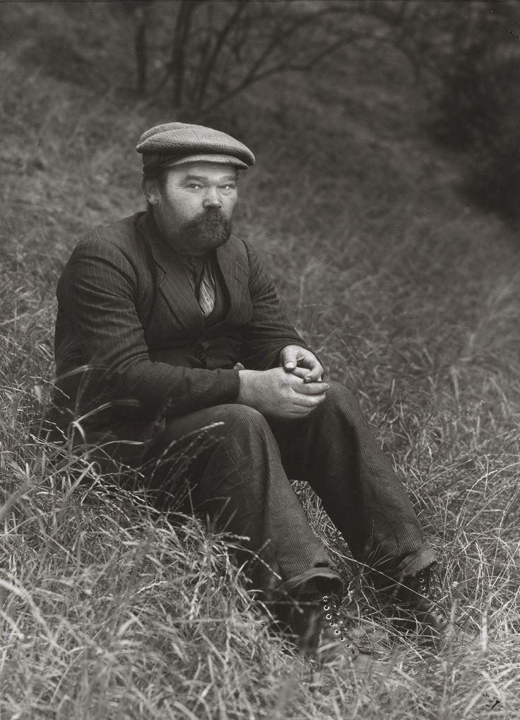 August Sander. Casual Labourer. c. 1930