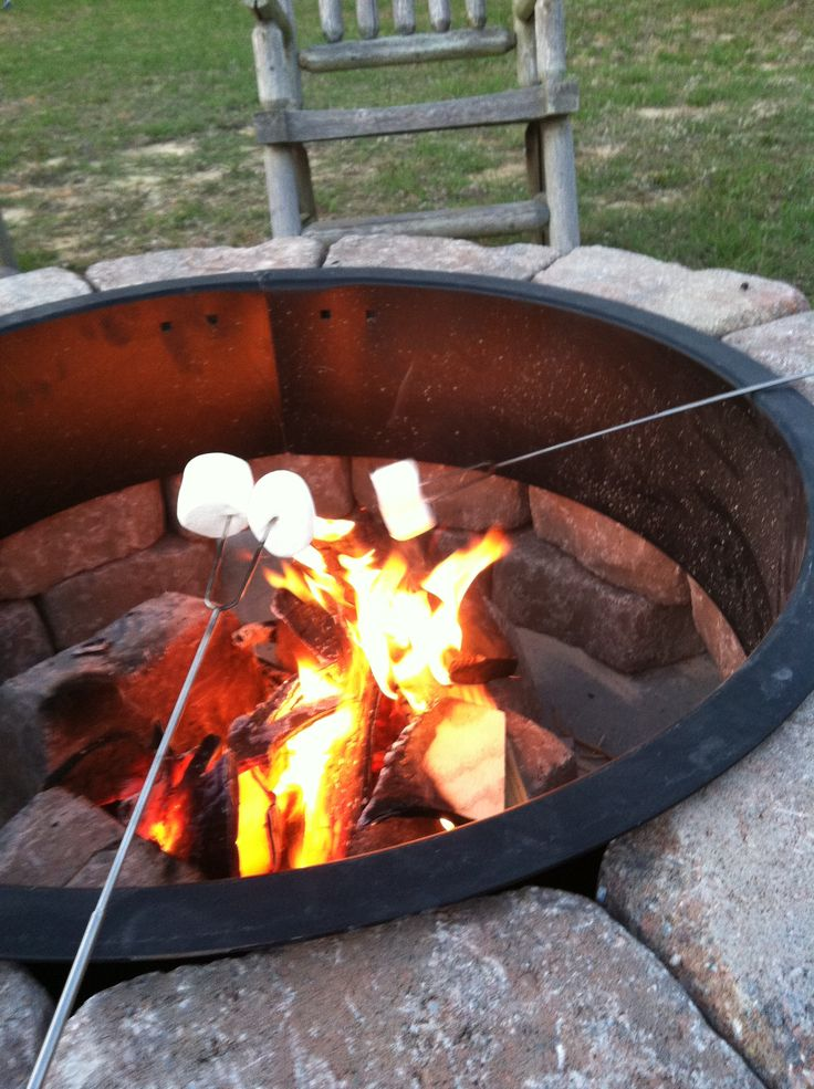 17 best images about fire pit project ideas on pinterest for Fire pit project
