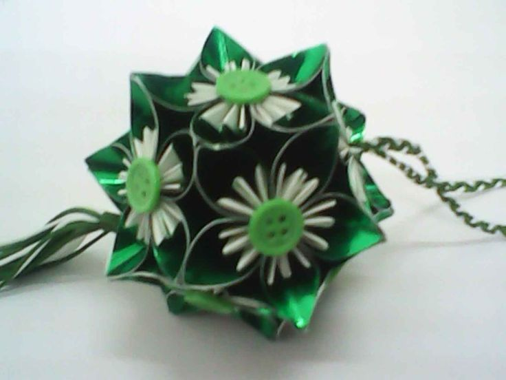 Kusudama Ball - Morning Glory