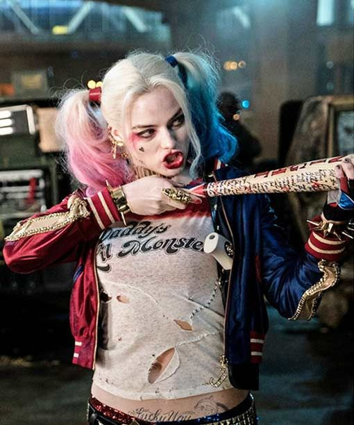 Harley Quinn Property Of Joker Jacket (Exact Match) #ChristmasSale