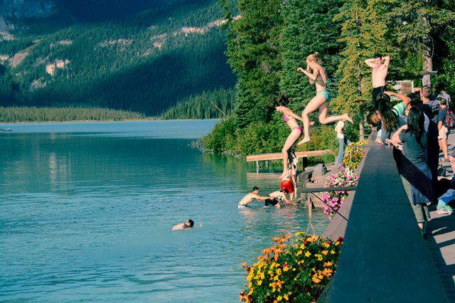 班芙的梦莲湖和翡翠湖是早上还是下午去的光线更好啊? - 穷游问答
