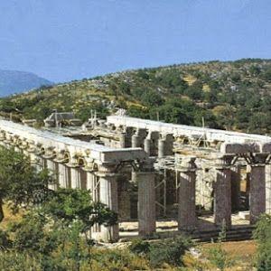 Μοναδικό φαινόμενο στην Ελλάδα. Ο Ναός του Επικούριου Απόλλωνα που... περιστρέφεται (βίντεο)