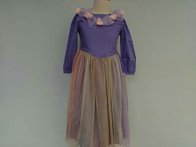 GAUN PESTA ANAK, Kode : Aini160502 Purple, Bahan dari kain Katun, Ukuran yang tersedia usia 2 -12 tahun  Order : 082330528745 (telp/sms/Line) #dressgirl