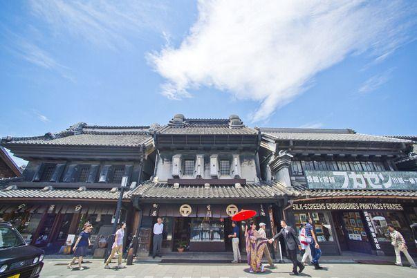 古い街並みの中での撮影も◎ ♡結納フォトの写真アイデア一覧♡