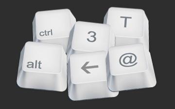 Keyboard shortcuts (PC)