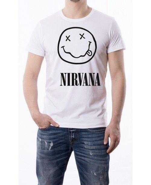 T-Shirt Logo Nirvana