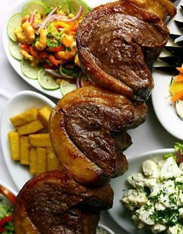 Brazilian barbecue - Picanha
