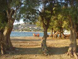 Livadia beach Paros, Greece