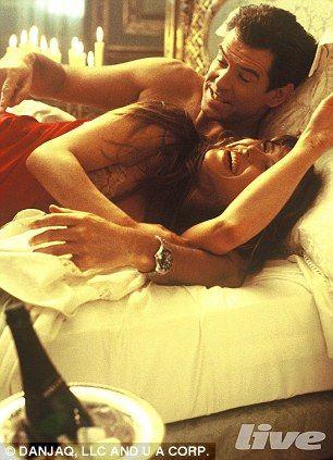 Bond Movie Sex
