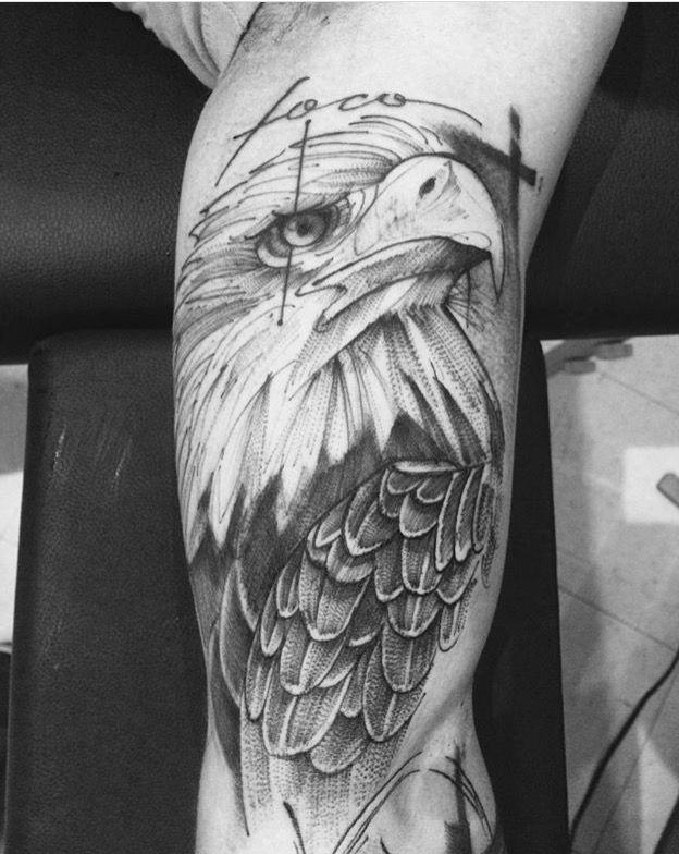 25 melhores ideias sobre aguia tattoo no pinterest aguia desenho desenho de aguia e tatuagem. Black Bedroom Furniture Sets. Home Design Ideas
