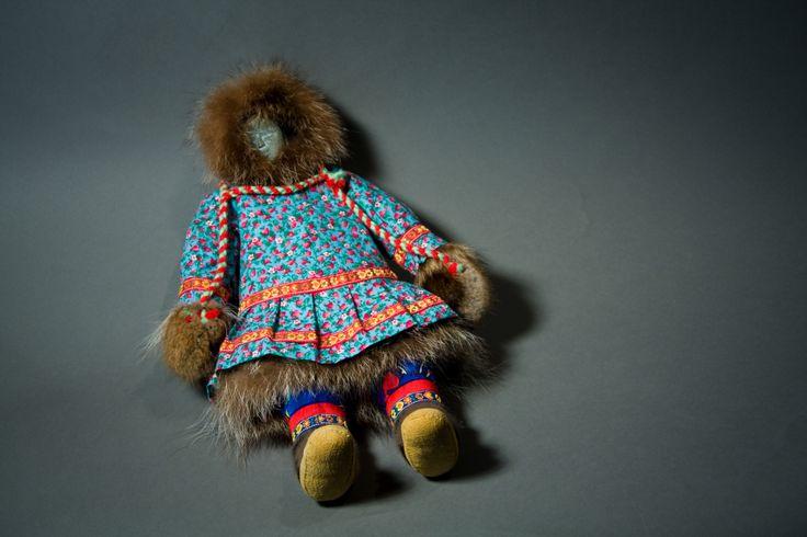 Inuit doll from Nunatsiavut