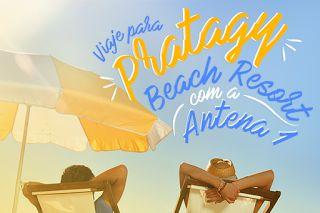 Promoção Viaje para Pratagy Beach Resort com a Antena 1