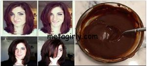 Amazing trick to darken your hair naturally with coffee
