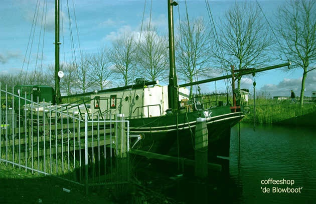 Ruben le Noble, Groeten uit Almere (2005). © Ruben le Noble
