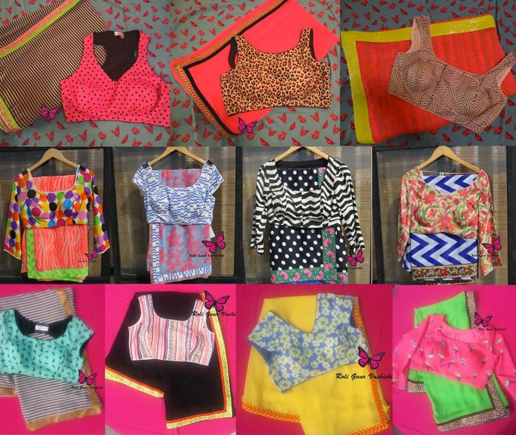 Want these Crazy Saree by Roli Gaur Vashisht?! Check out www.facebook.com/RoliGaurVashisht