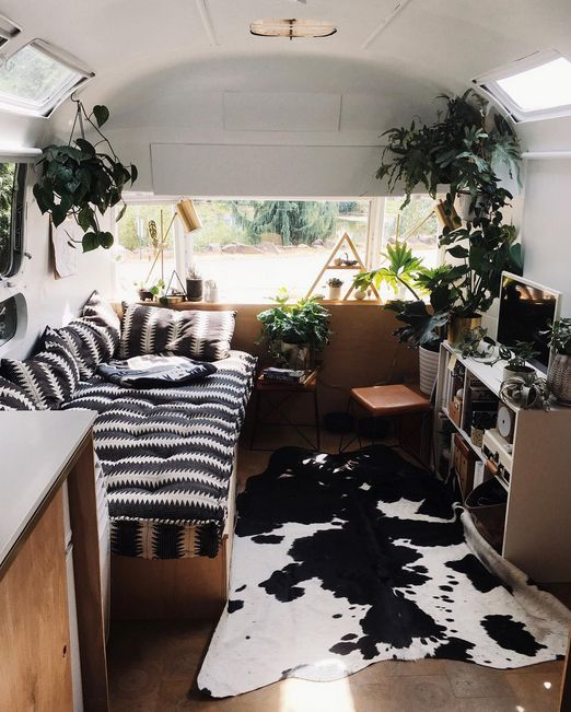 Insta Find | Tin Can Homestead Renovated vintage airstream - Tin Can Homestead