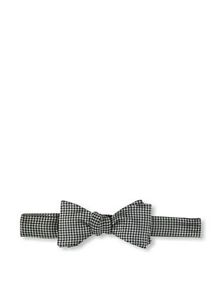 Gitman Brothers Men's Houndstooth Bow Tie