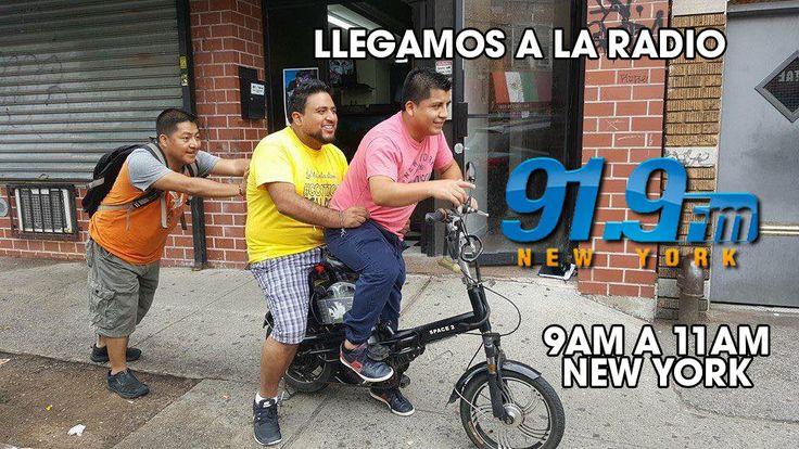 Llegamos a la radio http://magnomixvj.com/radio