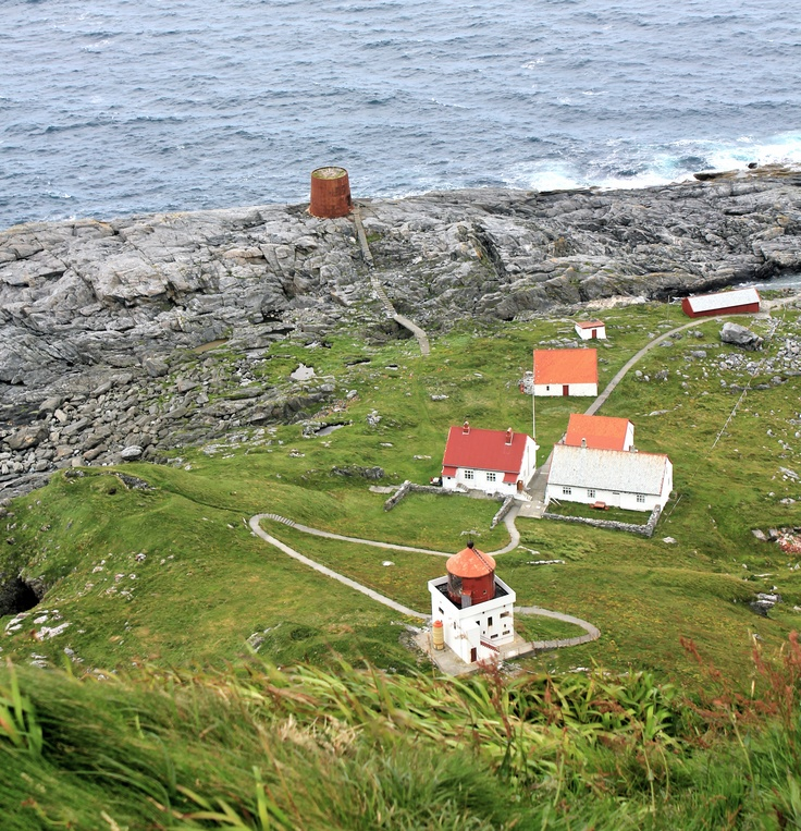 Best Norway Images On Pinterest Nature Landscapes And Norway - Norway lighthouses map