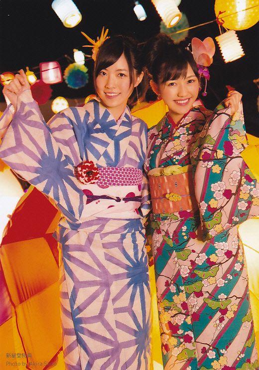 AKB48 31th ► Sayonara Crawl - Watanabe Mayu & Matsui Jurina