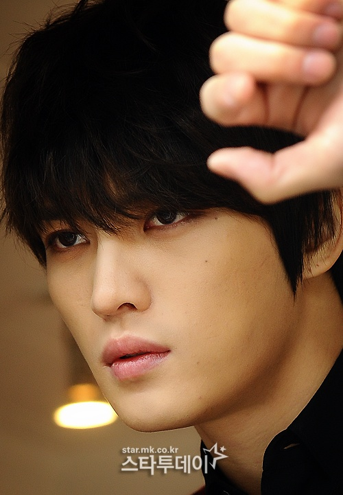 The Stunning Jaejoong Kim (member of JYJ) wow.