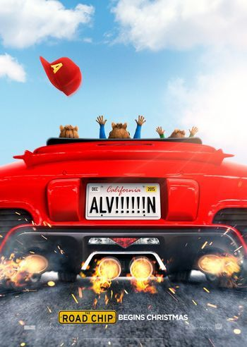 Alvin and the Chipmunks: The Road Chip | Alvin and the Chipmunks Wiki | FANDOM powered by Wikia