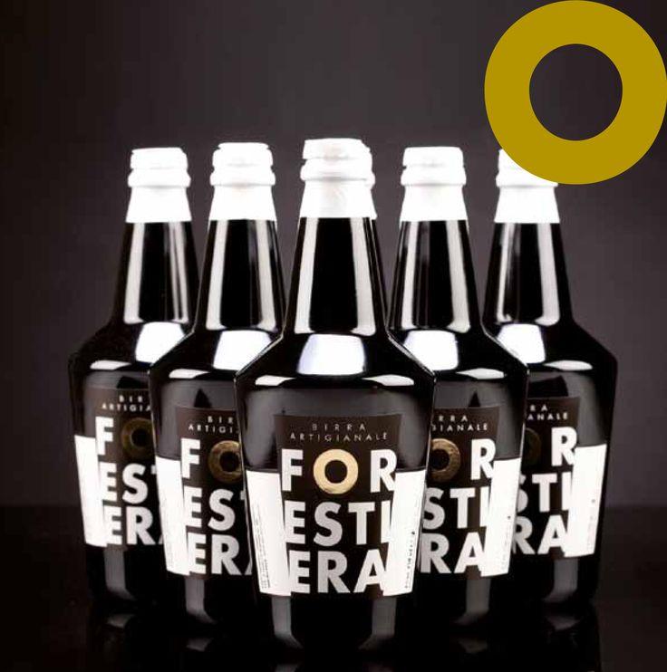 Birra Artigianale Bionda ad alta fermentazione naturale Forestiera Birra Artigianale