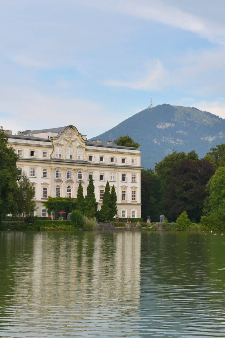 Salzburg may be small, but it has a lot of palaces, all of which have amazing views and are available for productions.