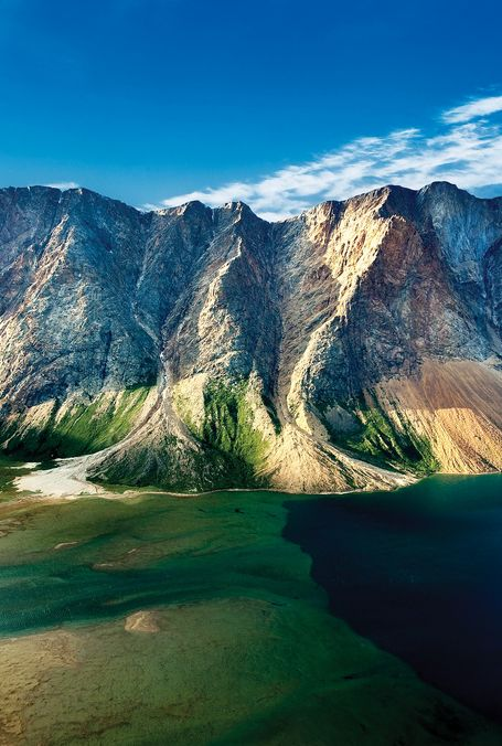 Gros Morne National Park, Newfoundland and Labrador - Canada: